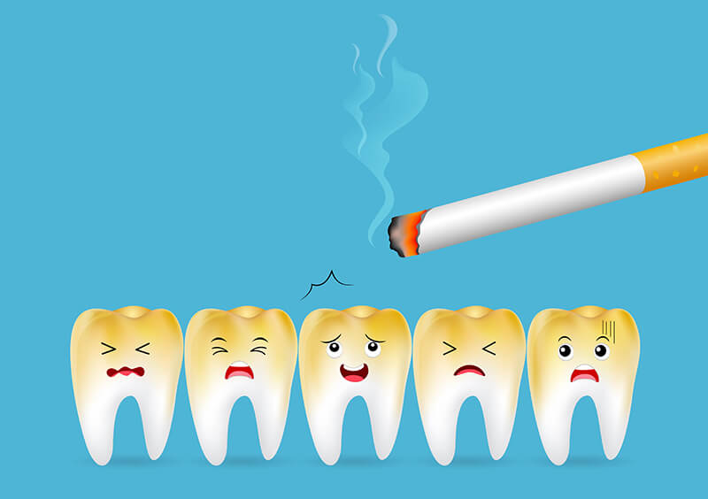Tobacco Use and Dental Problems