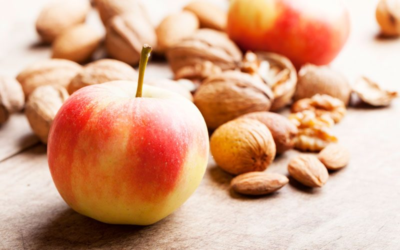 Apples and Almonds